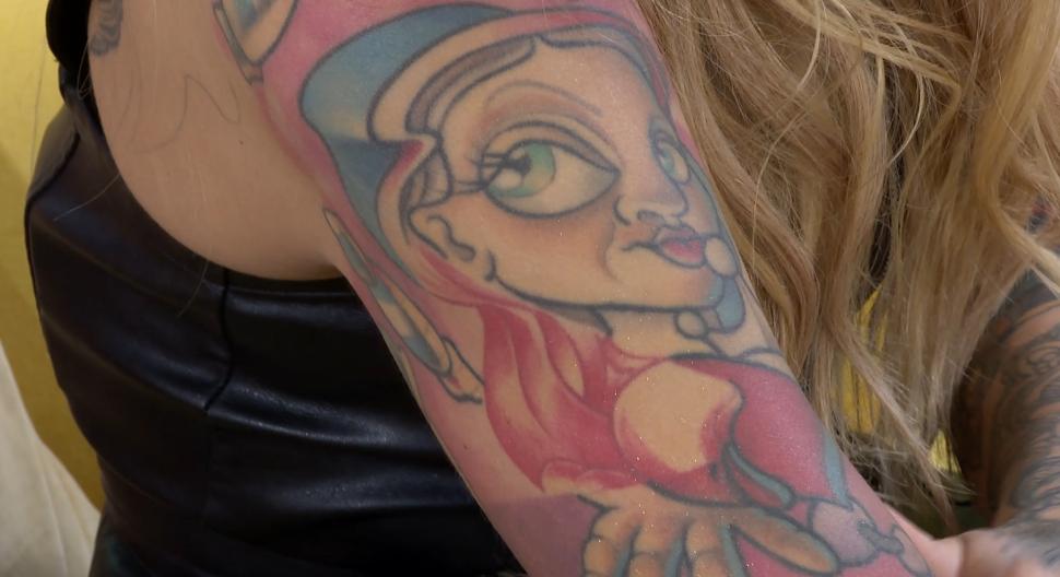 Eksperci Drugiej Twarzy Odsłonili Przed Nami Swoje Tatuaże