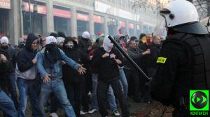 Tusk: policja wykazała się bardzo dużą kompetencją
