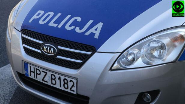 Policja bada sprawę (zdjęcie ilustracyjne) TVN24