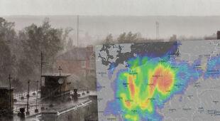 Temperatura wody w Bałtyku wyższa, niż powietrza