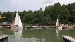 Olsztyn - raj dla żeglarzy i wodniaków