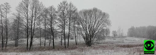 To nie żart. Na Dolnym Śląsku spadł śnieg