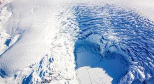 Arktyczny lód. Zdjęcia NASA Goddard Space Flight Center (CC BY 2.0)