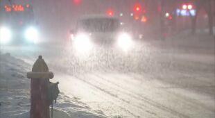 W Nowej Anglii zaatakowała zima