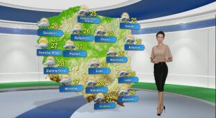 Prognoza pogody na wtorek 27.07